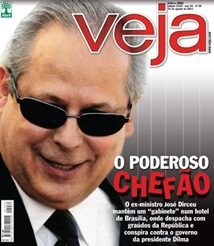 O chefe da quadrilha