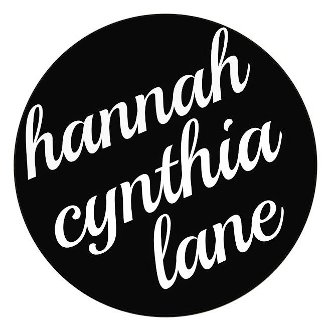 Hannah Cynthia Lane