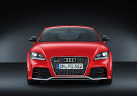 2013 Audi TT RS Plus (Typ 8J) Mk2 official picture