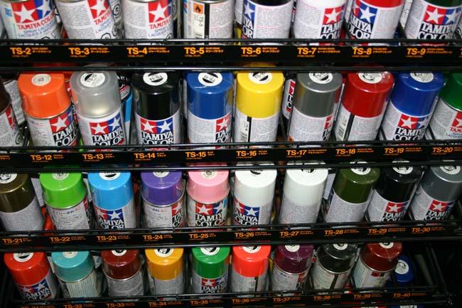 El blog multiusus tutorial pintura con spray - Pintura con spray ...