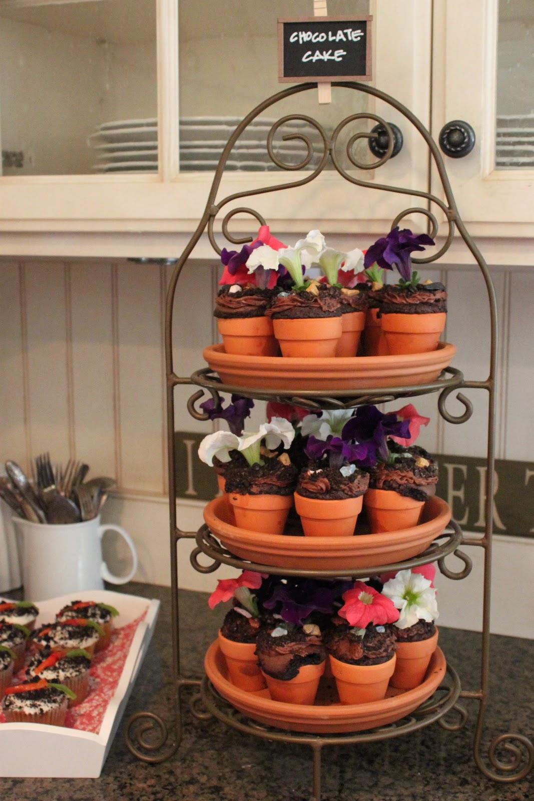 Enchanting Spring Garden Party Ideas Motif - Brown Nature Garden ...