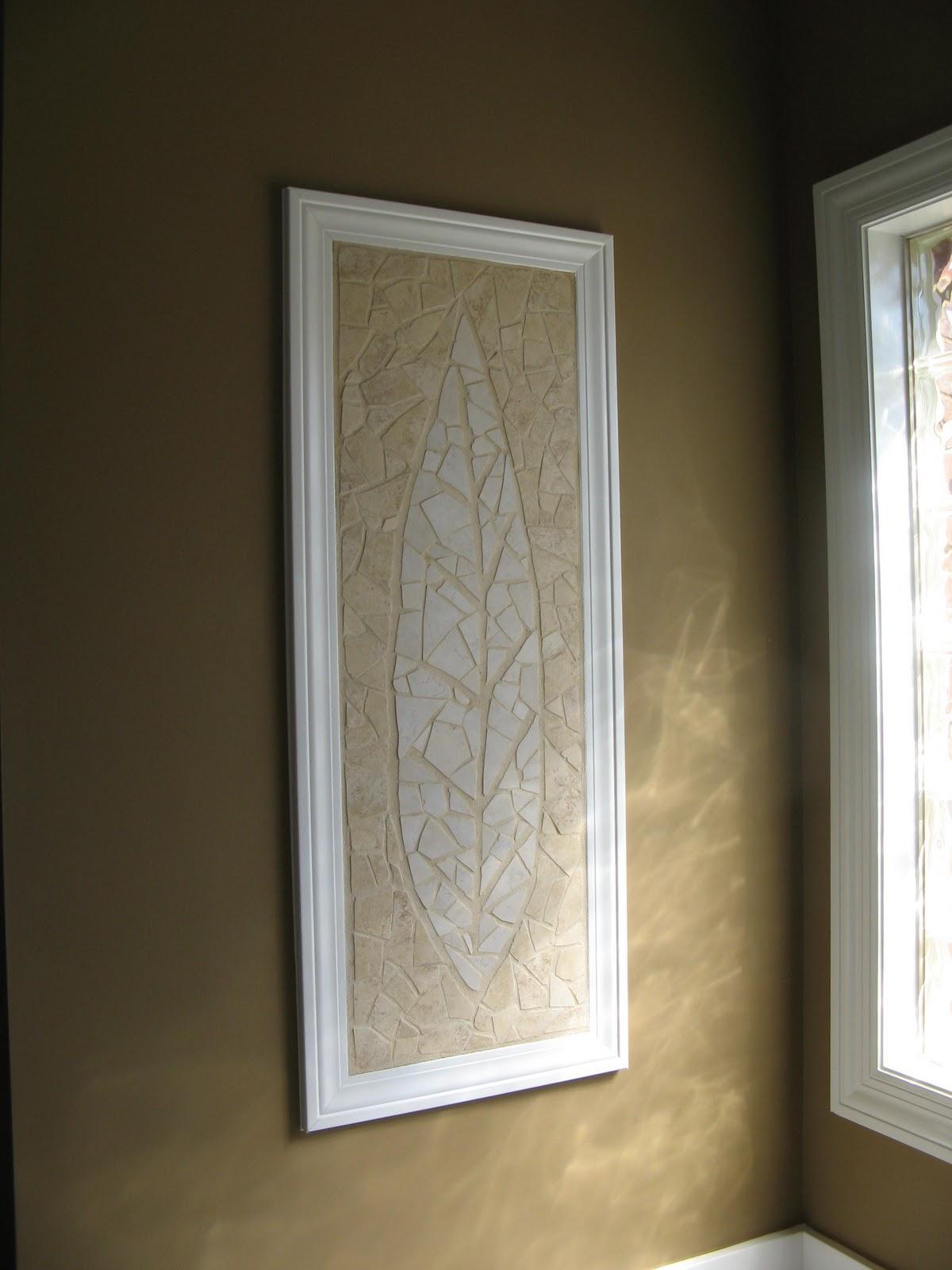 Susan snyder mosaic wall art ii broken ceramic tile mosaic wall art dailygadgetfo Gallery