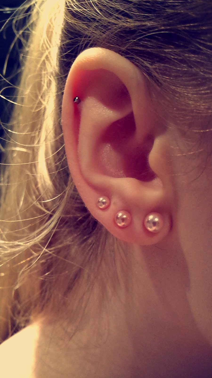 Meine Piercings :-) - the happy sides of life