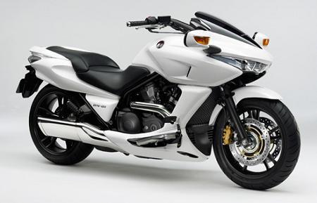 2009 New Honda DN-01