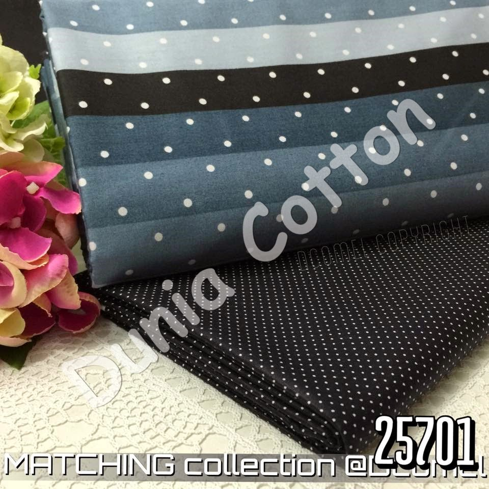 Kain English Cotton Gred AAA Matching Album 257