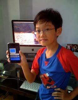 World's Youngest Apple IIGS Programmer