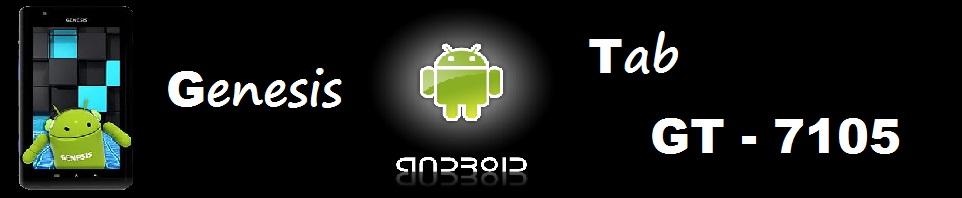 Android Genesis Tab