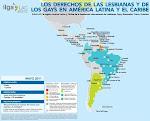 Derechos de lesbianas y gays en América Latina y El Caribe