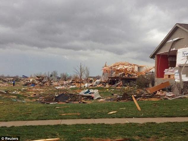 True news usa washington illinois hit bad by tornado several