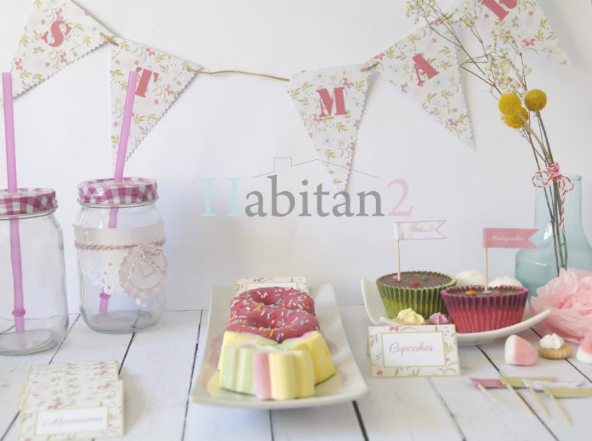 Kits para boda diseño de HABITAN2