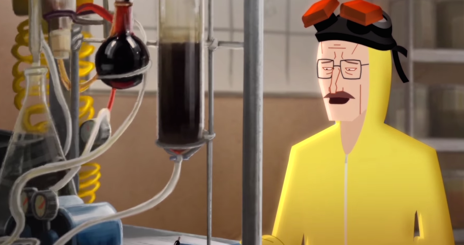 Do You Want to Build a Meth Lab? - Frozen x Breaking Bad Parodie