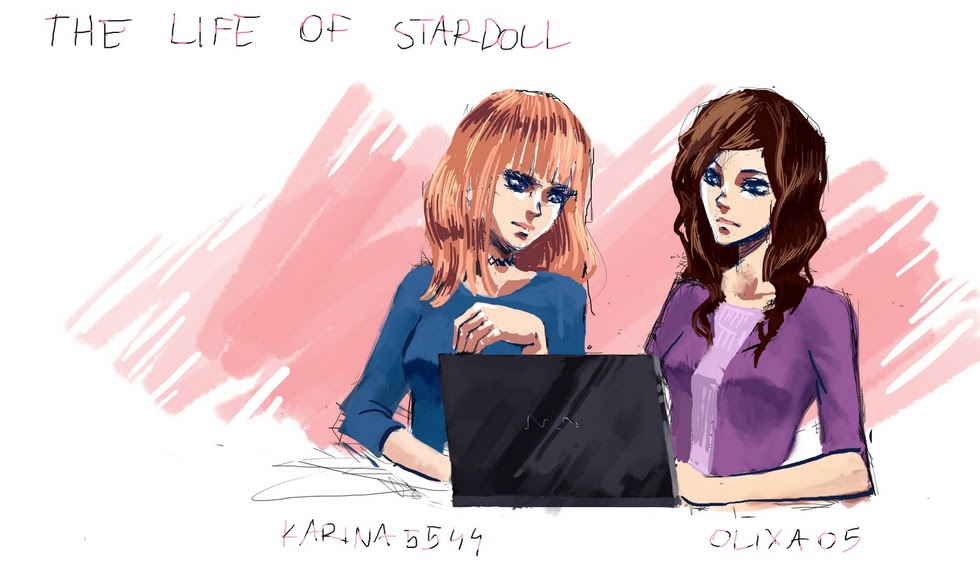 The life of stardoll