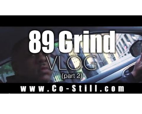 "VIDEO REVIEW: Co-Still - ""89 Grind VLOG"" (part2) 