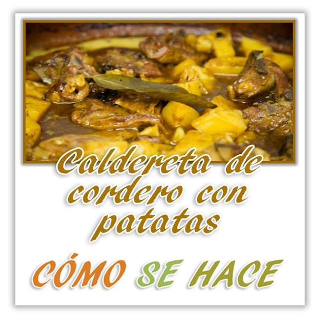 CALDERETA DE CO...