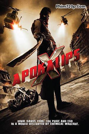 Apokalips X 2014 poster