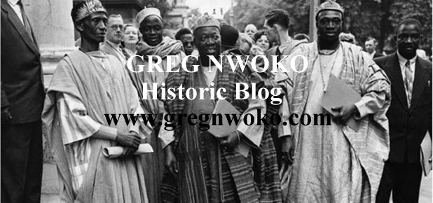 Greg Nwoko Historic Blog