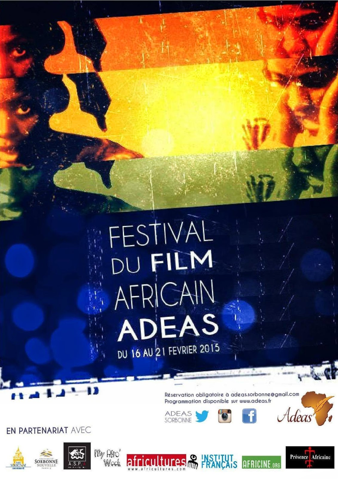 Festival du Film Africain - ADEAS