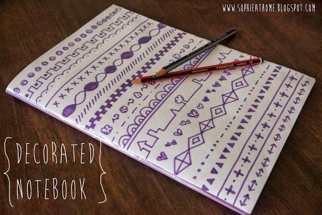 photo decorate notebook an img blog s ordinary decor album diy using jeya