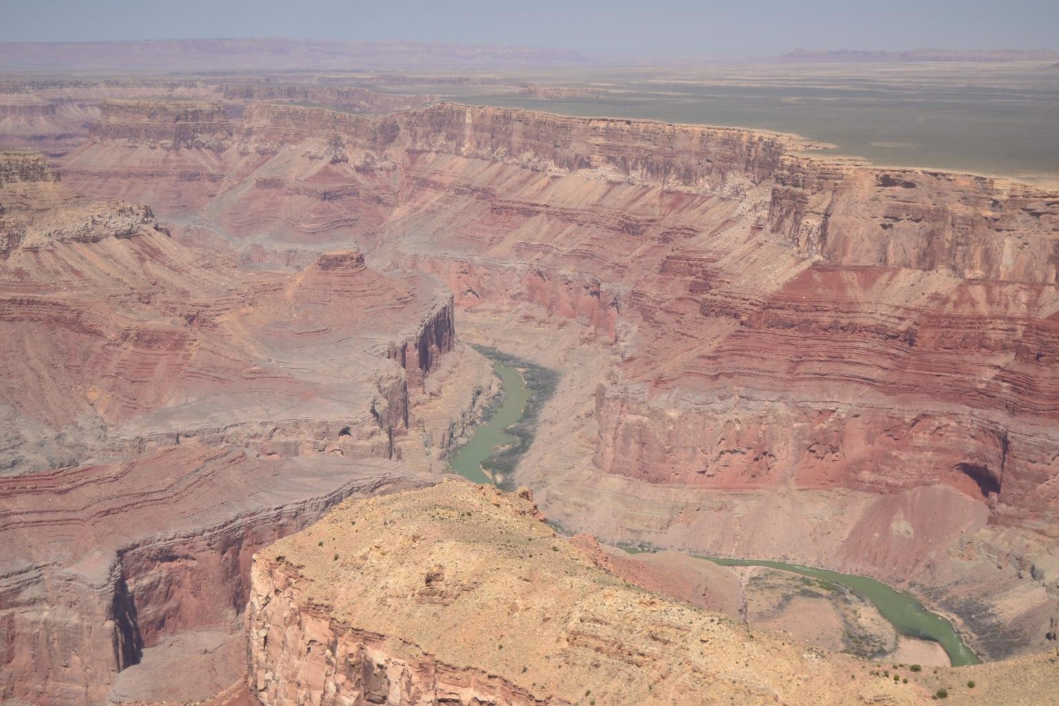 Girovagando per gli states 7 aprile grand canyon for Grand canyon north rim mappa della cabina