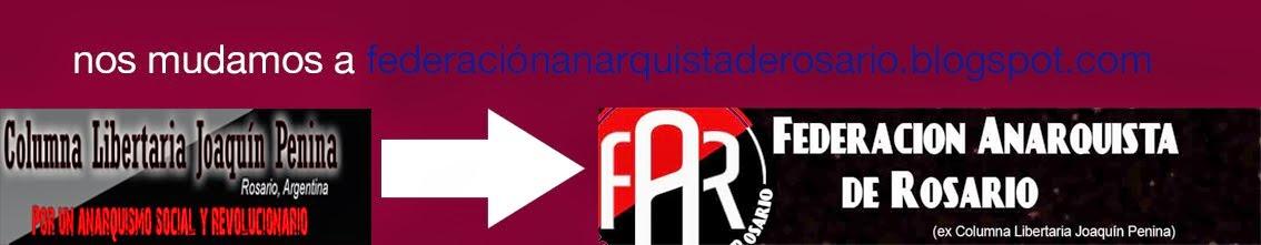 ex Columna Penina (actual FAR) federacionanarquistaderosario.blogspot.com