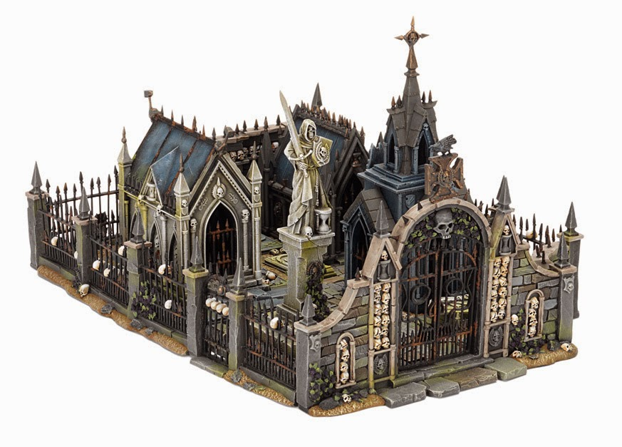 L 39 antre du collectionneur d cor chapelle de morr for Decor 40k