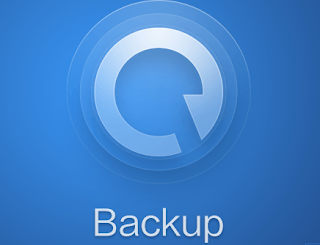 cara backup data file di android