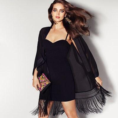 ropa para vestir de noche H&M verano 2014