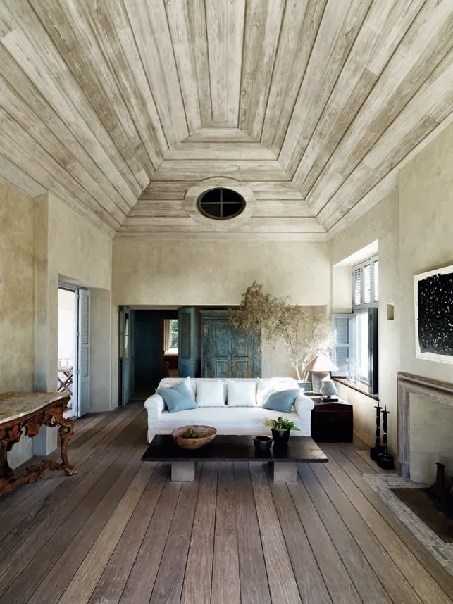 The new victorian ruralist axel vervoodt living with light for Axel vervoordt timeless interiors