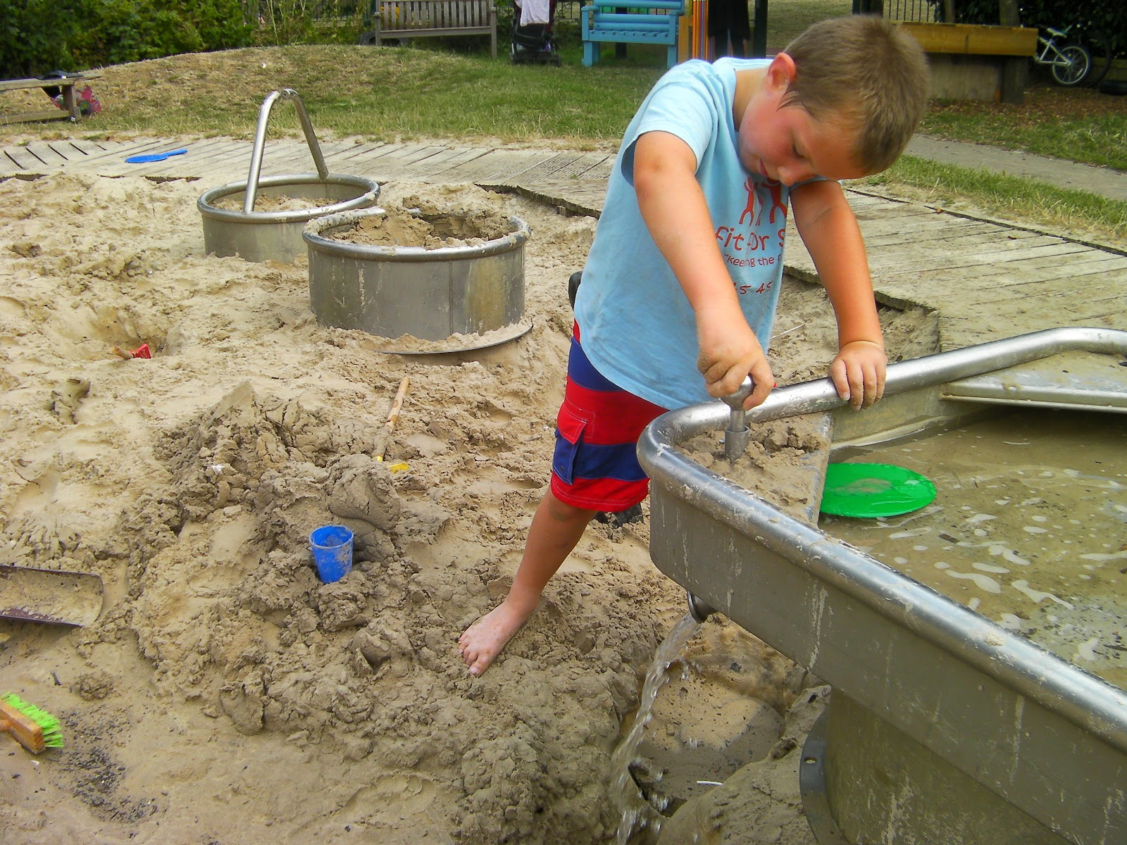 landport adventure playground sandpit arundel st portsmouth
