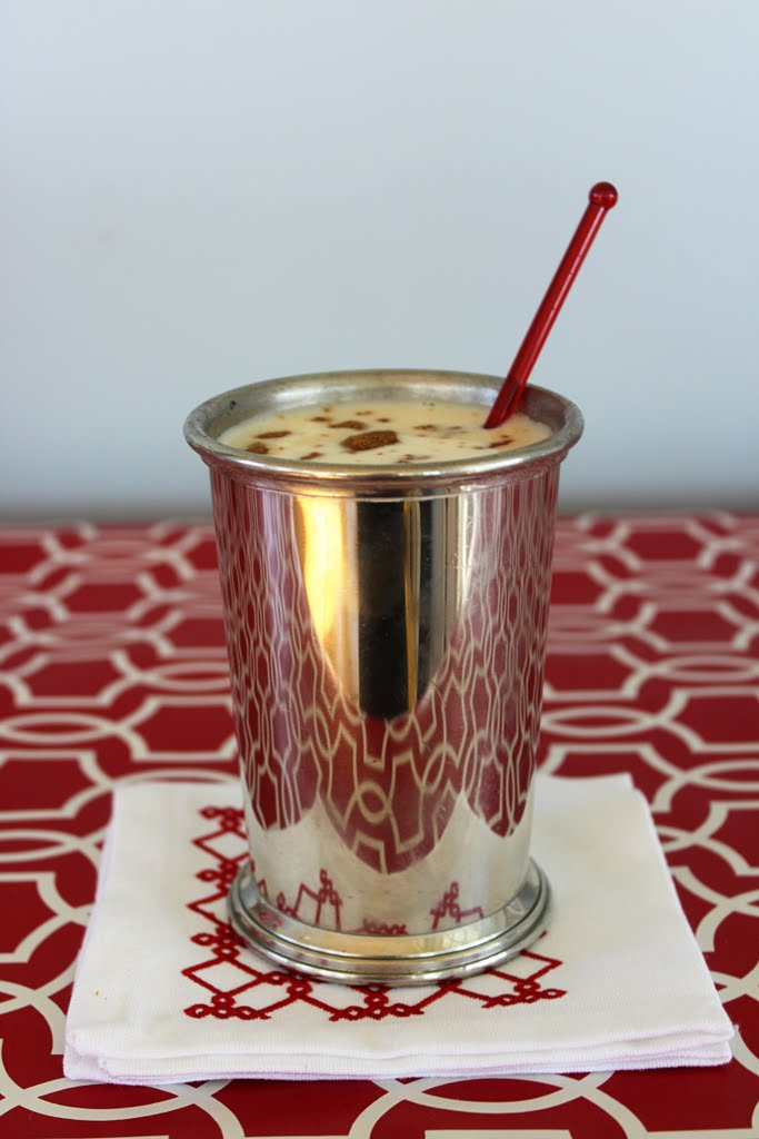 maple bourbon eggnog 1 cup bourbon 1 3 cup maple syrup 2 quarts eggnog ...