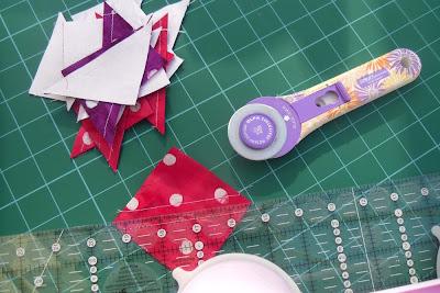 Blog de polaarteemtecido : Pola  -  Arte em Tecido, BLOCO - Patchwork ( passo a passo)