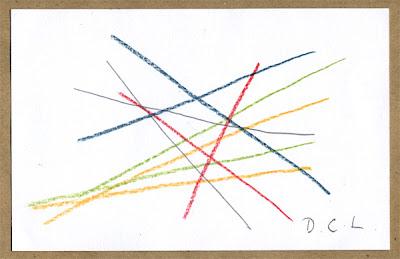 Dawn LaPorte Postcard - Lines