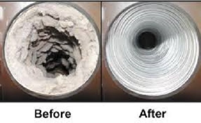 Fairfax Clothes Dryer Vent Cleaning