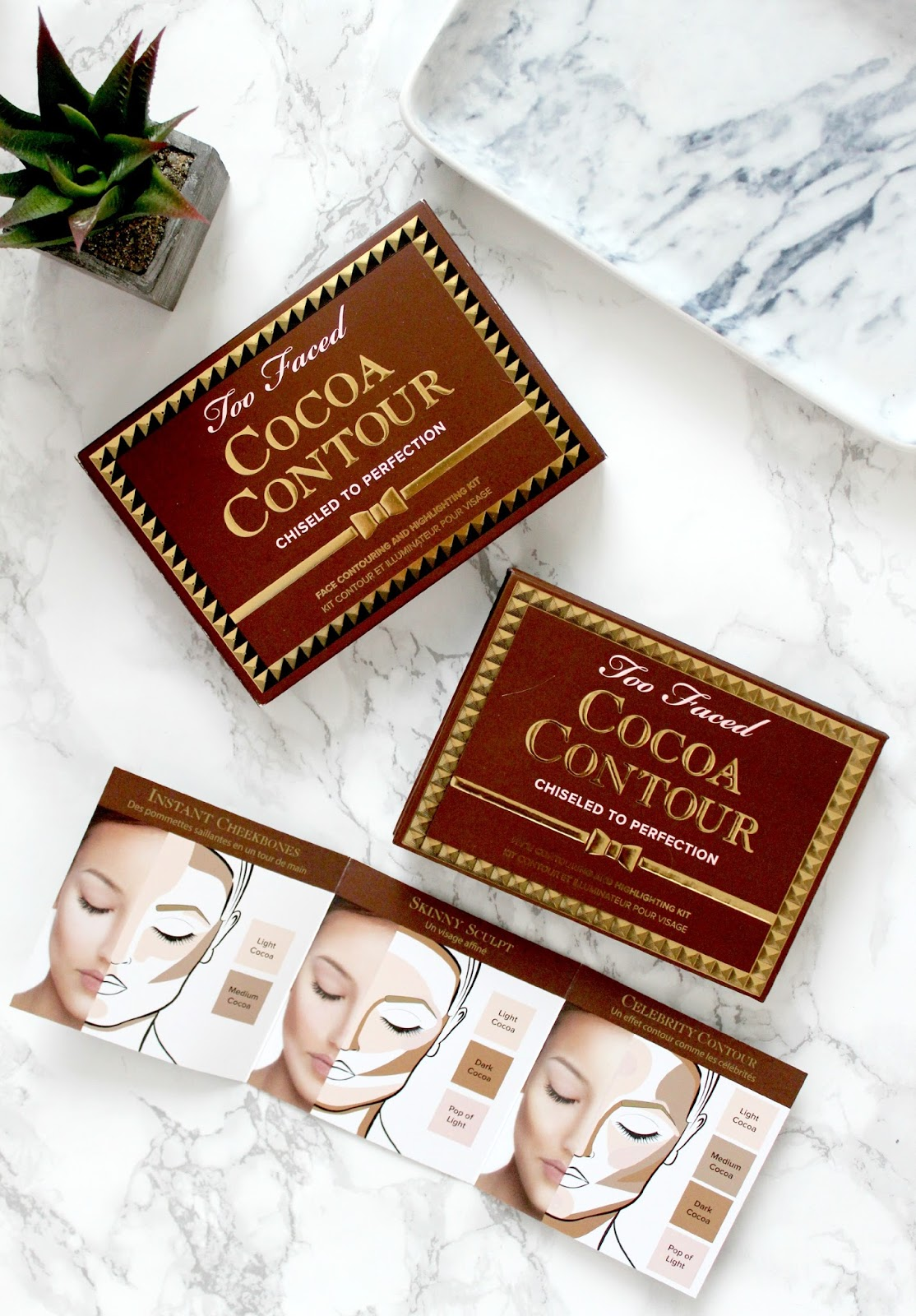 too faced cocoa contour palette review couture girl. Black Bedroom Furniture Sets. Home Design Ideas