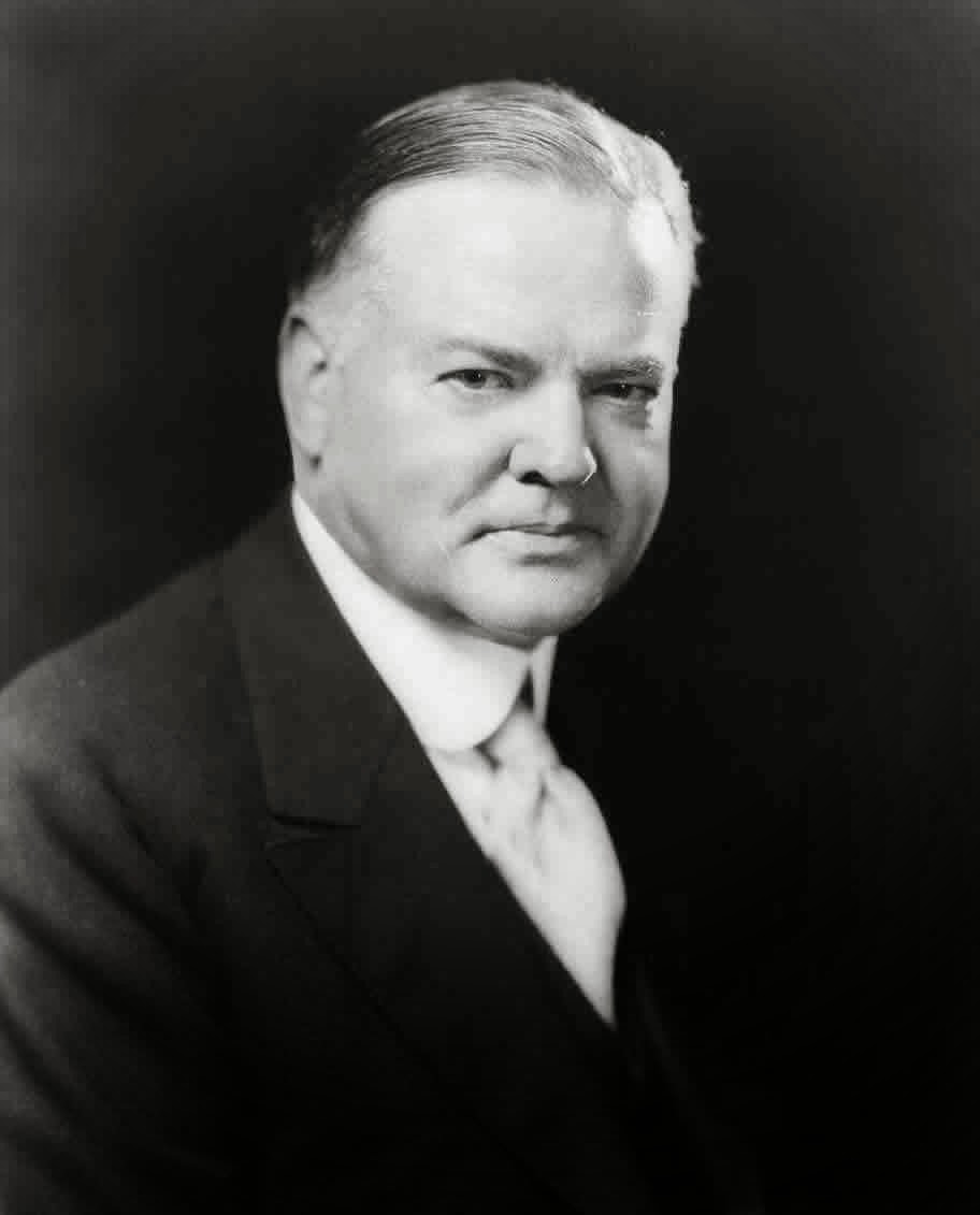 Address Of His Successful Campaign For The Presidency Herbert Hoover Laid Down Marker Much Rhetoric That Would Be Used By Conservatives