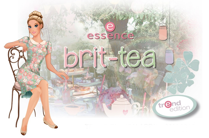 Essence ''Brit-tea'' Trend Edition