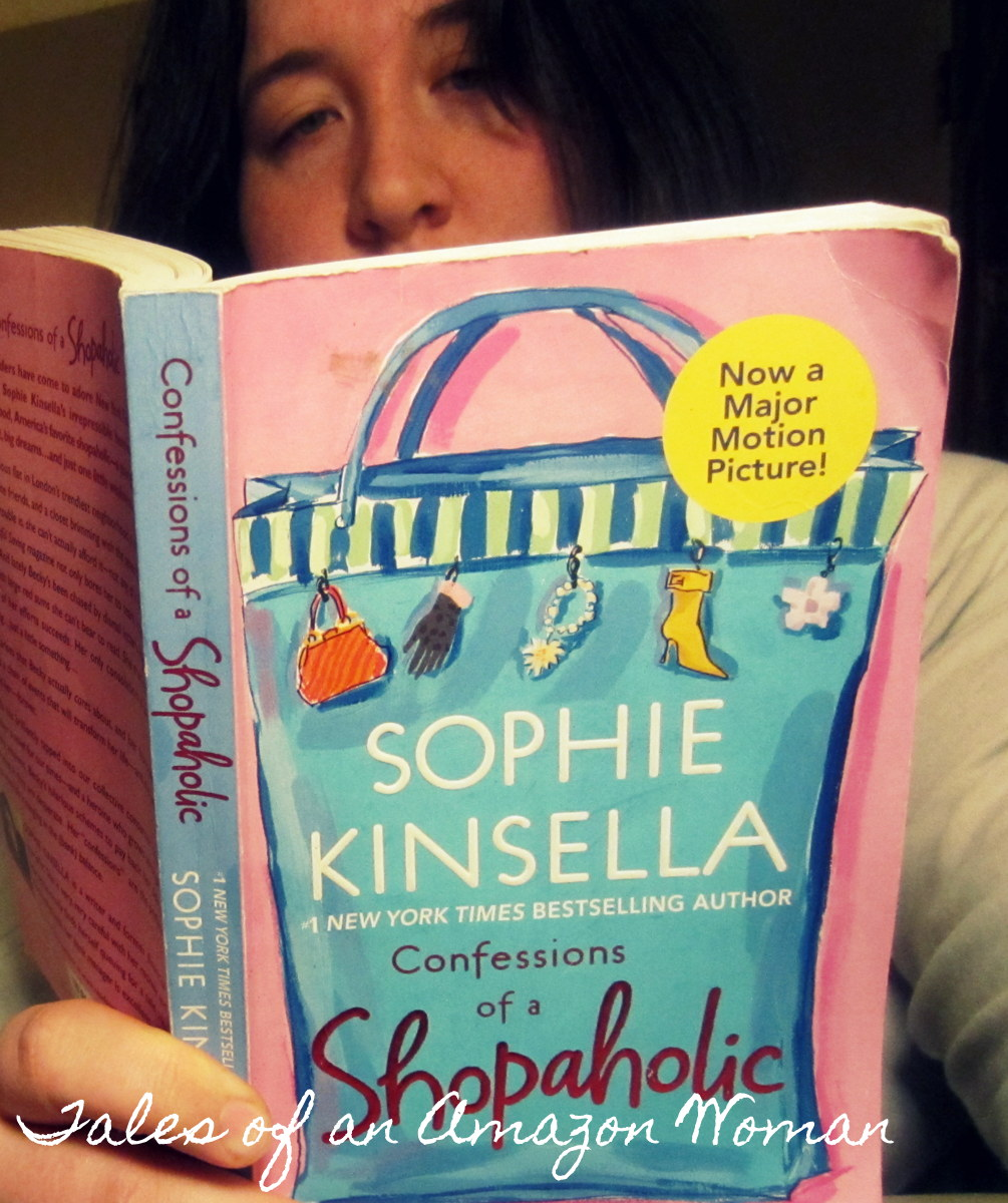 confession of a shopaholic book review
