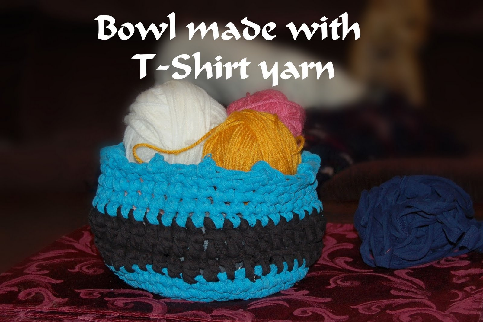 Ravelry: Crochet Nesting Bowls pattern by ThirtyOne Thirteen