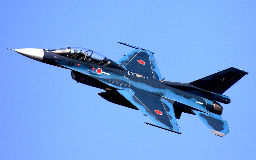 Mitsubishi F-2 Jet Fighter Wallpaper 3