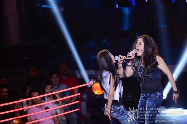 Tanya Diaz wins The Battles vs Shaira Cervancia on 'The Voice PH'