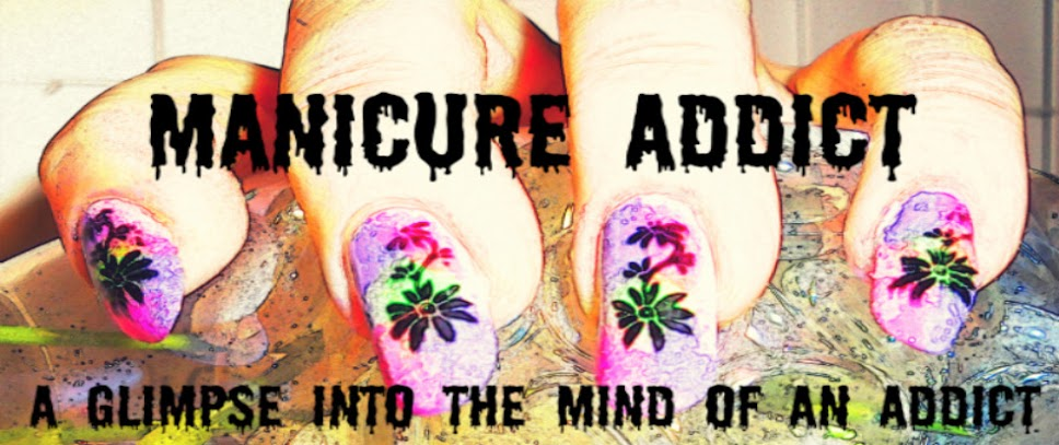 Manicure Addiction Site Manicure Addict – A glimpse into the mind of an addict