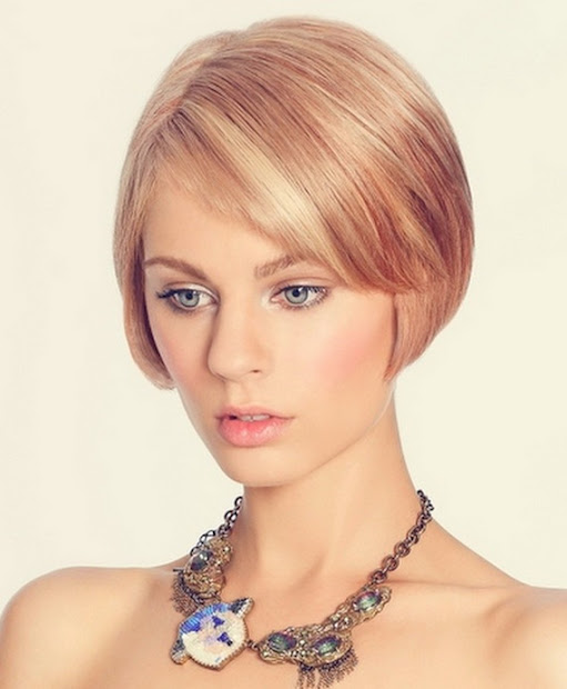 bridesmaid hairstyles short
