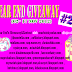 Year End Giveaway #2