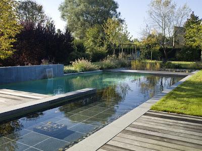 Estilo rustico piscinas rusticas y naturales - Piscinas rusticas ...