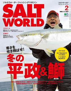 SALT WORLD ソルトワールド 2017年02月号 Vol.122  118MB