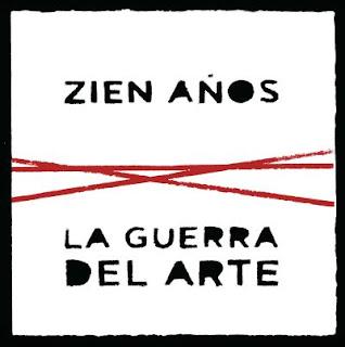 Zien Años La guerra del arte EP 2012