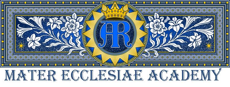 Mater Ecclesiae Academy