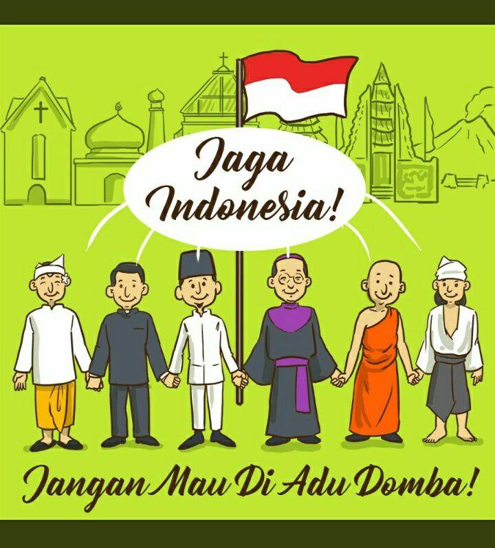 MARI KITA JAGA INDONESIA