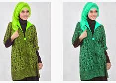 model pakaian batik terbaru