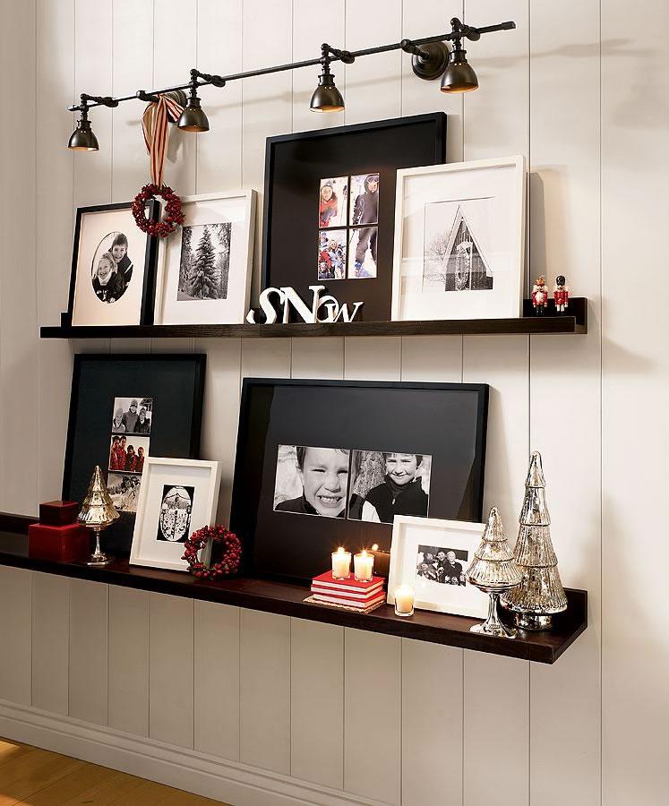 I d e a decorar con cuadros - Decorar salon con cuadros ...